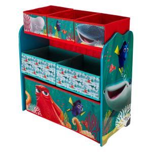 【お盆もあすつく】デルタ Delta おもちゃ箱 子ども部屋 収納ボックス マルチビン オーガナイザー 子供 収納ラック|glv|20