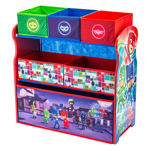 【お盆もあすつく】デルタ Delta おもちゃ箱 子ども部屋 収納ボックス マルチビン オーガナイザー 子供 収納ラック|glv|29