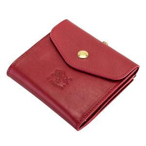 イルビゾンテ Il Bisonte がま口財布 二つ折り財布 C0423 P PORTAFOGLIO 財布 レザー 革 プレゼント glv 17