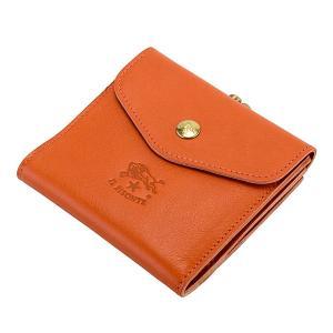 イルビゾンテ Il Bisonte がま口財布 二つ折り財布 C0423 P PORTAFOGLIO 財布 レザー 革 プレゼント glv 18