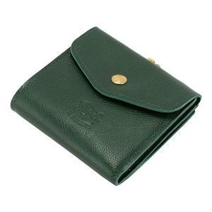 イルビゾンテ Il Bisonte がま口財布 二つ折り財布 C0423 P PORTAFOGLIO 財布 レザー 革 プレゼント glv 19