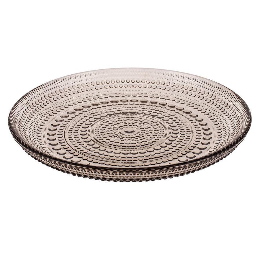 イッタラ iittala カステヘルミ プレート 17cm 皿 テーブルウェア 北欧 ガラス Kastehelmi フィンランド インテリア 食器 glv 11