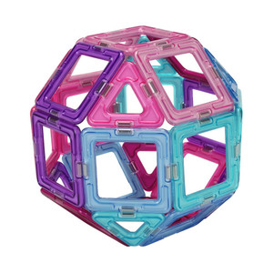 【お盆もあすつく】マグフォーマー Magformers 30ピースセット おもちゃ 玩具 知育玩具 キッズ 空間認識 展開図|glv|10