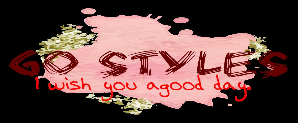 GO STYLES ロゴ