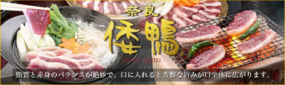 国産 鴨肉 鍋セット 奈良県で育った倭鴨 やまとがも