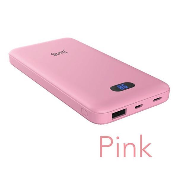 モバイルバッテリー 10000mAh 大容量 軽量 液晶残量表示付 iPhoneXS iPhone android スマートフォン モバイル バッテリー jiang-bt03|gochumon|22