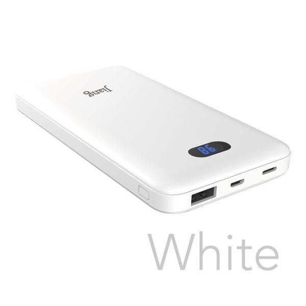 モバイルバッテリー 10000mAh 大容量 軽量 液晶残量表示付 iPhoneXS iPhone android スマートフォン モバイル バッテリー jiang-bt03|gochumon|23