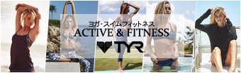 TYR レディース フィットネスウェア