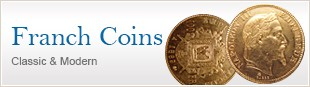 Franch  Coins Classic & Modern