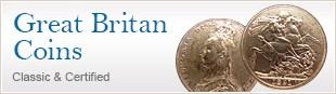 Great Britan Coins Classic & Certified