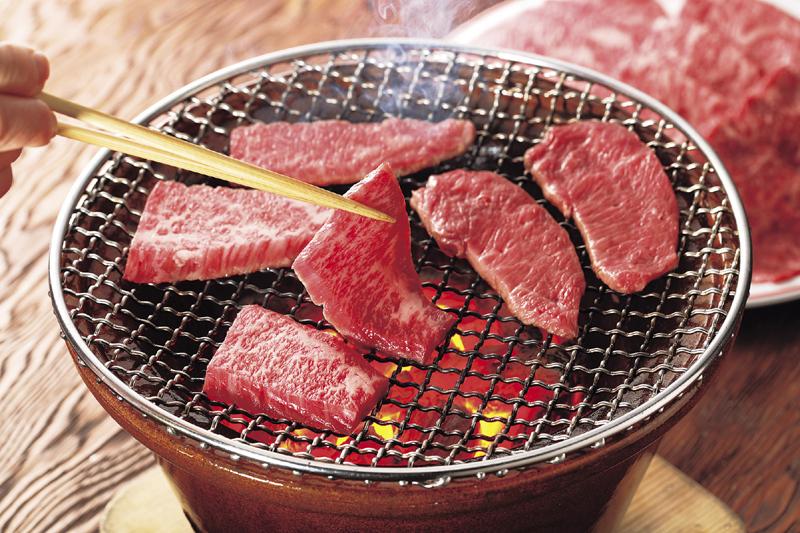 飛騨牛焼肉