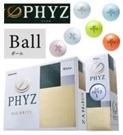 GOLF BALL PHYZ
