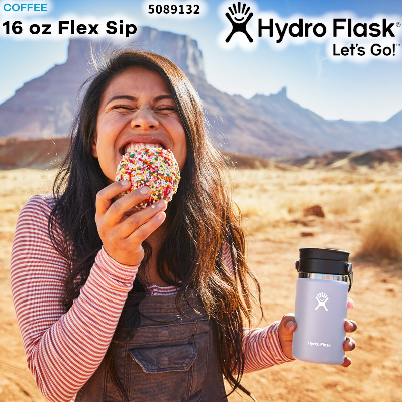 Hydro Flask(#5089131)COFFEE 12oZ Flex Sip