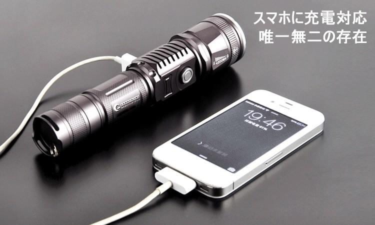 唯一無二 創新 スマートフォンに充電できる USB充電器