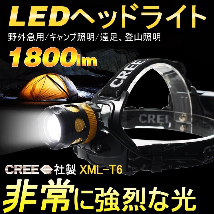 LEDヘッドライト ヘッドランプ