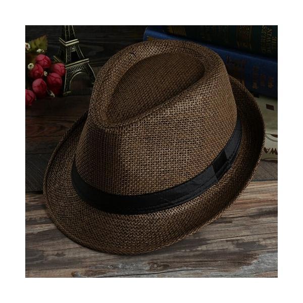 麦わら帽子 ストローハット 当日発送 パナマ帽 大人用 子供用 メンズ レディース UVカット 春夏 日よけ帽子 紫外線対策 ギフト 代引不可|goodplus|10