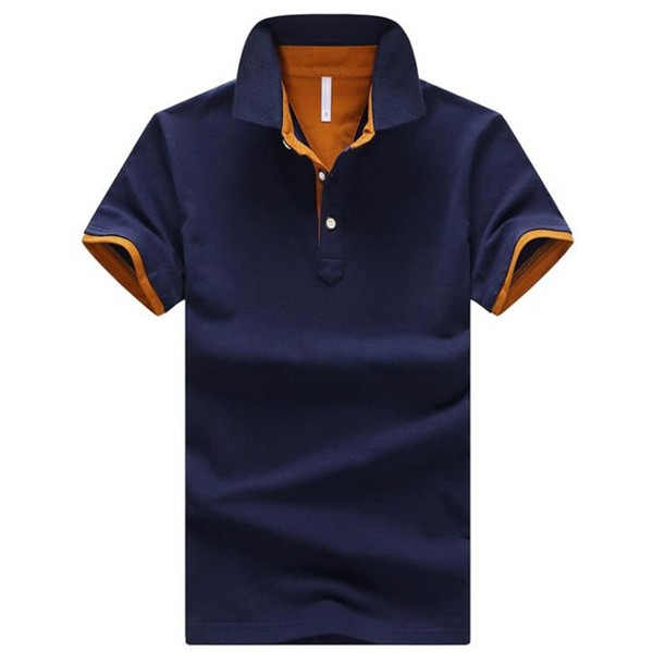 ポロシャツ 半袖 メンズ 無地  ポロ シャツ カジュアルシャツ 制服 ユニフォーム クールビズ ゴルフ ビジネス 代引不可|goodplus|15