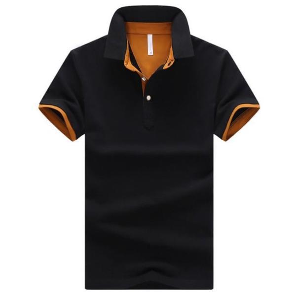 ポロシャツ 半袖 メンズ 無地  ポロ シャツ カジュアルシャツ 制服 ユニフォーム クールビズ ゴルフ ビジネス 代引不可|goodplus|16