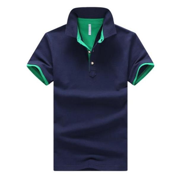 ポロシャツ 半袖 メンズ 無地  ポロ シャツ カジュアルシャツ 制服 ユニフォーム クールビズ ゴルフ ビジネス 代引不可|goodplus|20