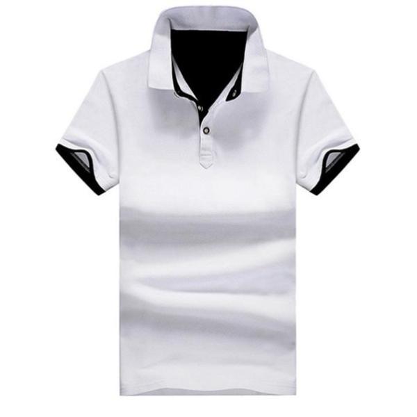 ポロシャツ 半袖 メンズ 無地  ポロ シャツ カジュアルシャツ 制服 ユニフォーム クールビズ ゴルフ ビジネス 代引不可|goodplus|18
