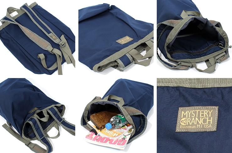 ミステリーランチ(Mystery Ranch) ブーティーバック BOOTY BAG 1976000301