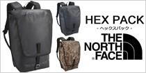 THE NORTH FACE(ノースフェイス) ヘックスパック