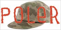 Poler(ポーラー) 帽子