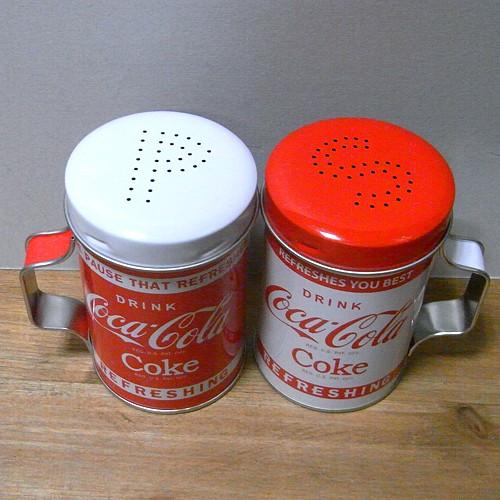 コカコーラソルト&ペッパー