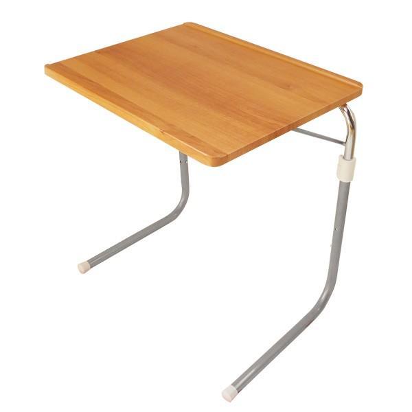 サイドテーブル おしゃれ 木製 折りたたみ 折り畳み 角度調節付き フォールディングテーブル 昇降式テーブル テーブル 高さ調節 在宅勤務 テレワーク 送料無料 |goodstyle|18