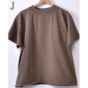 グッドウェア ビッグ モックネックポケットTシャツ 半袖 GOOD WEAR mock neck 2XL 日本正規代理店 ソーズカンパニー z10x|goodwell|20