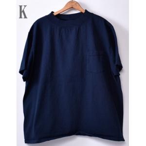 グッドウェア ビッグ モックネックポケットTシャツ 半袖 GOOD WEAR mock neck 2XL 日本正規代理店 ソーズカンパニー z10x|goodwell|21