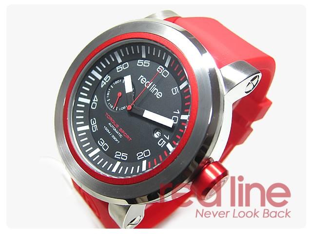 RED LINE(レッドライン) 50047-01RD-RDST Torque Sport/トルクスポート 自動巻き 腕時計