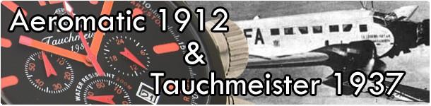 Aeromatic 1912 (エアロマティック1912) 腕時計