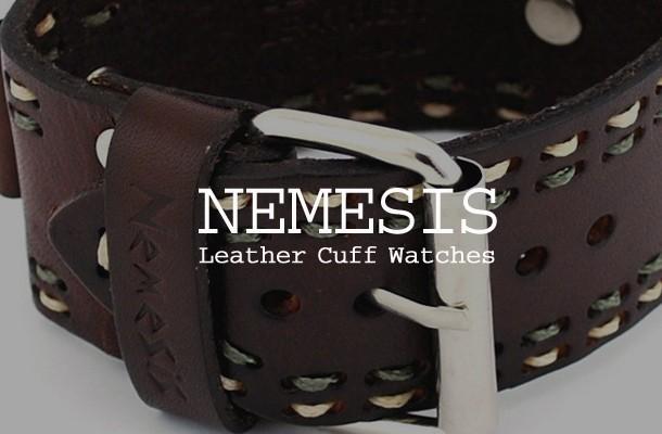 NEMESIS(ネメシス)  腕時計