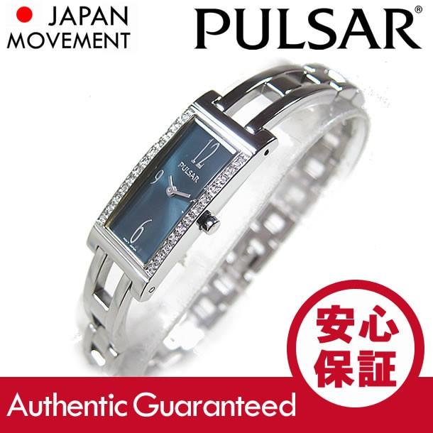SEIKO PULSAR/セイコー パルサー PEG503 ブレスタイプ スリム レディースウォッチ 腕時計