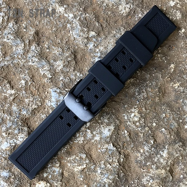 【幅26mm】パネライ (PANERAI) スタイル T2N Strap/T2Nストラップ ハンドメイド ヴィンテージ 手縫い レザーベルト T2N-26PLBR6 ルミノール ラジオミール 40mm 44mm 47mm それぞれのケースにオススメ レザーストラップ ブラウン系 替えベルト 腕時計用