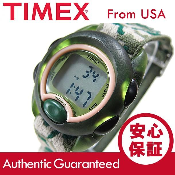 TIMEX(タイメックス) T719129J  IRONMAN IRONKIDS/アイアンキッズ クロノグラフ デジタル キッズウォッチ 腕時計
