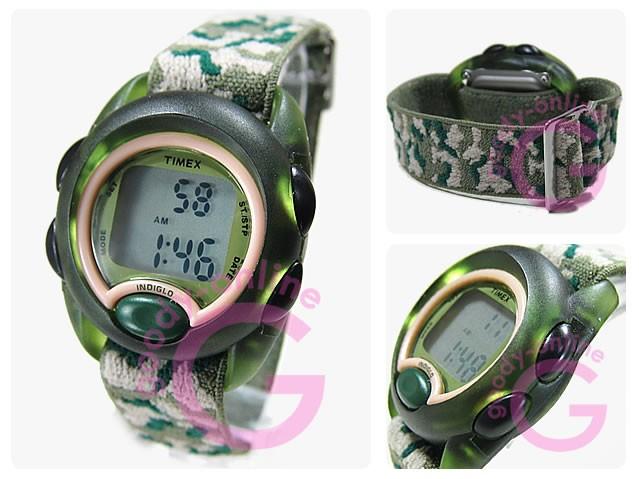 TIMEX(タイメックス) T719129J  IRONKIDS/アイアンキッズ クロノグラフ デジタル キッズウォッチ 腕時計