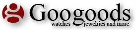 Googoods グーグッズ 輸入時計本舗 ロゴ