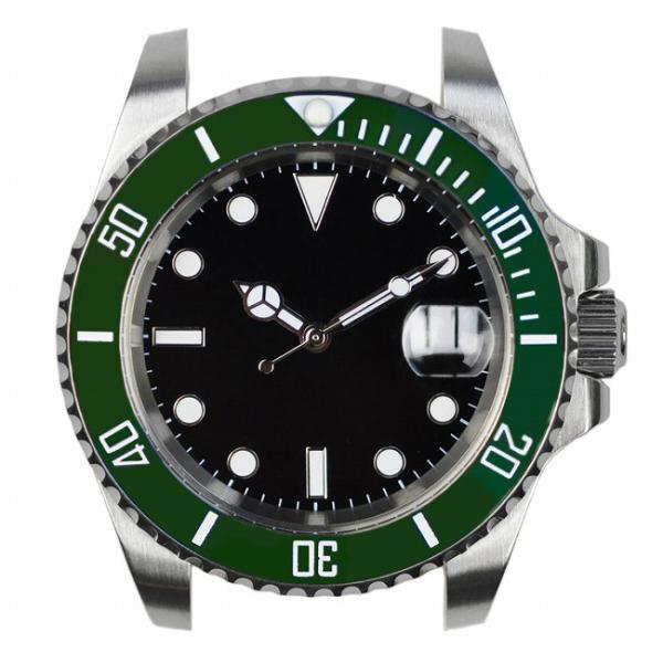 腕時計 メンズ NOLOGO ノーロゴ サブマリーナー ダイバーズウォッチ NL000S googoods 08
