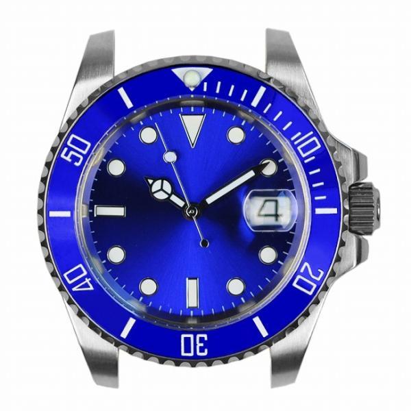 腕時計 メンズ NOLOGO ノーロゴ サブマリーナー ダイバーズウォッチ NL000S googoods 07