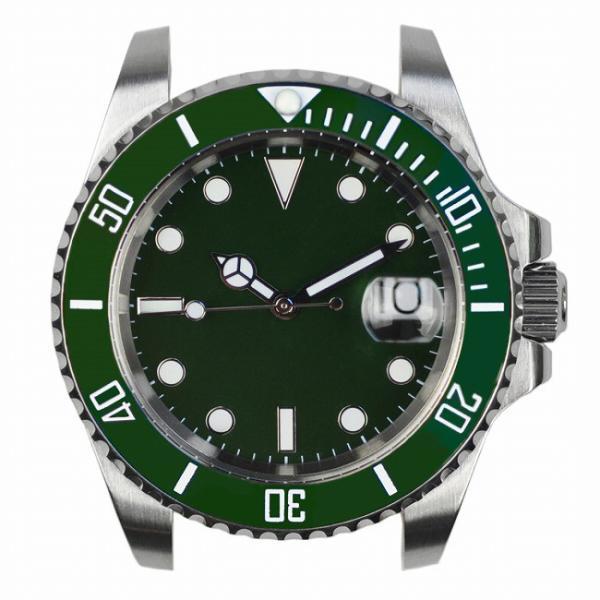 腕時計 メンズ NOLOGO ノーロゴ サブマリーナー ダイバーズウォッチ NL000S googoods 09