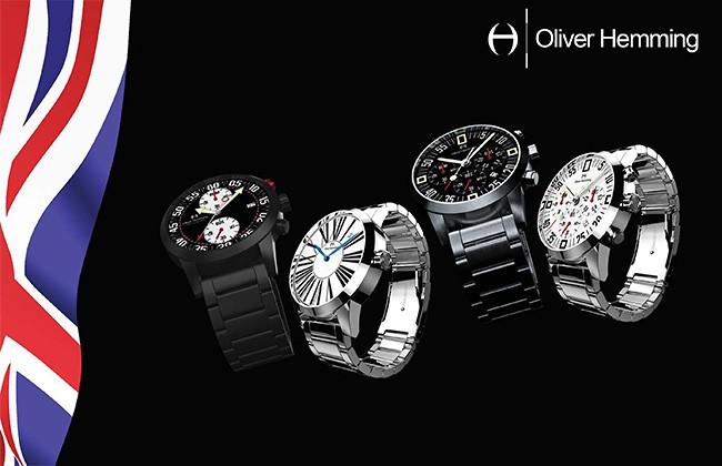 Oliver Hemming オリバー・ヘミング 腕時計 メンズ レディース
