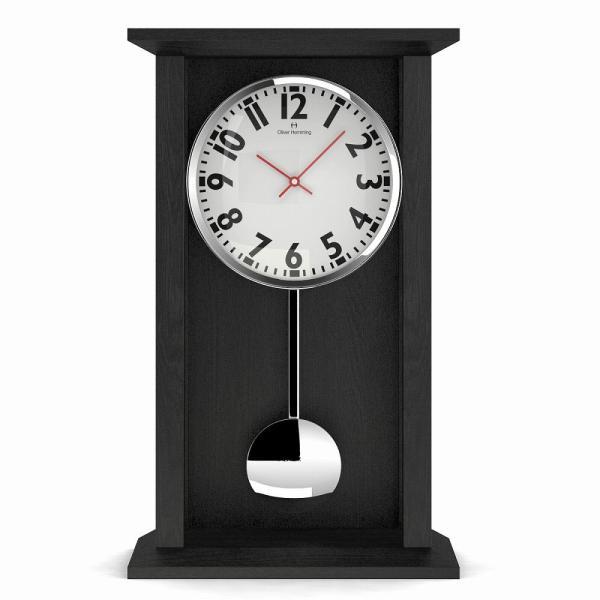 イギリスデザイン 置き時計 振り子時計 SH10シリーズ 12バリエーション Oliver Hemming オリバー・ヘミング 誕生日プレゼント 引越し 新築 祝い googoods 12