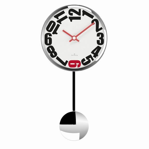 イギリスデザイン 掛け時計 振り子時計 W125シリーズ 9バリエーション Oliver Hemming オリバー・ヘミング 誕生日プレゼント 引越し 新築 祝い|googoods|09
