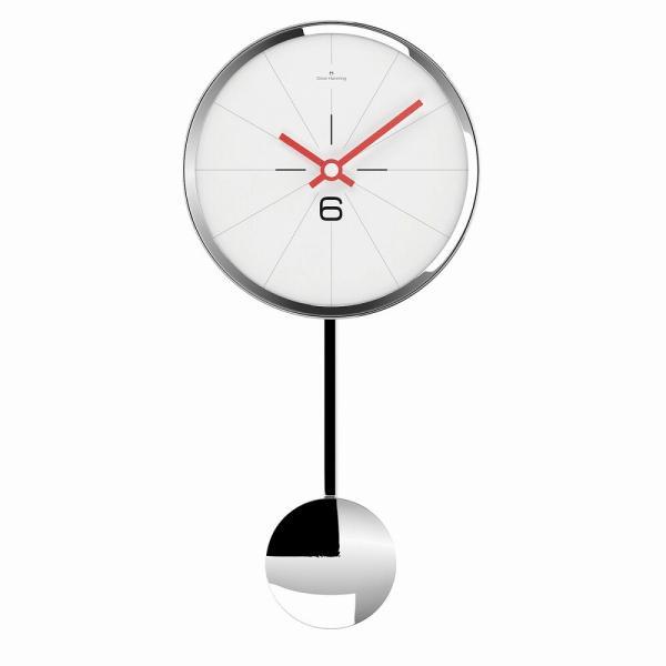 イギリスデザイン 掛け時計 振り子時計 W125シリーズ 9バリエーション Oliver Hemming オリバー・ヘミング 誕生日プレゼント 引越し 新築 祝い|googoods|10