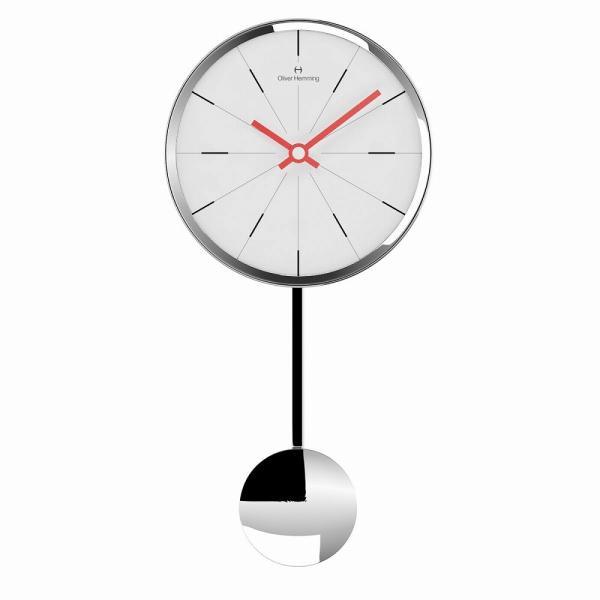 イギリスデザイン 掛け時計 振り子時計 W125シリーズ 9バリエーション Oliver Hemming オリバー・ヘミング 誕生日プレゼント 引越し 新築 祝い|googoods|08