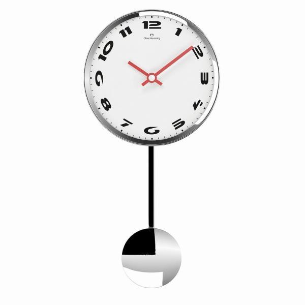 イギリスデザイン 掛け時計 振り子時計 W125シリーズ 9バリエーション Oliver Hemming オリバー・ヘミング 誕生日プレゼント 引越し 新築 祝い|googoods|12