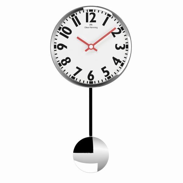 イギリスデザイン 掛け時計 振り子時計 W125シリーズ 9バリエーション Oliver Hemming オリバー・ヘミング 誕生日プレゼント 引越し 新築 祝い|googoods|14