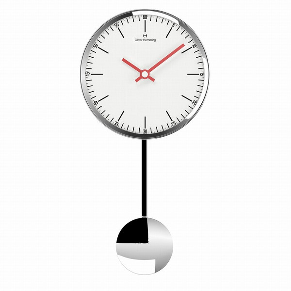 イギリスデザイン 掛け時計 振り子時計 W125シリーズ 9バリエーション Oliver Hemming オリバー・ヘミング 誕生日プレゼント 引越し 新築 祝い|googoods|15